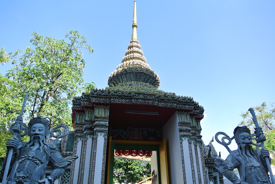 Bangkok, Capital of Thailand, what to see in bangkok